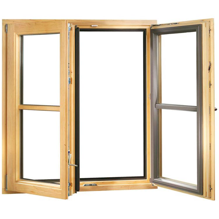 Aluclad Timber Window profile