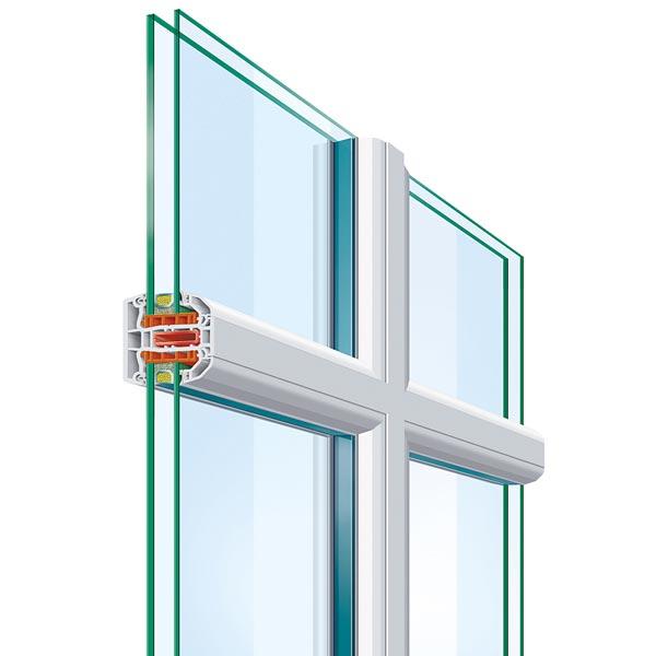 Fenster mit sprossen wiener helima glasteilend - Fenster beschlagen zwischen den scheiben ...