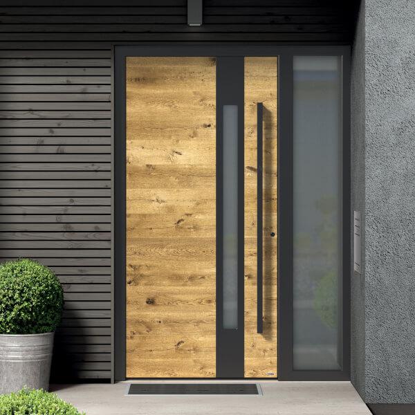 Moderne Haustüren in vielen Designs kaufen | neuffer.ch