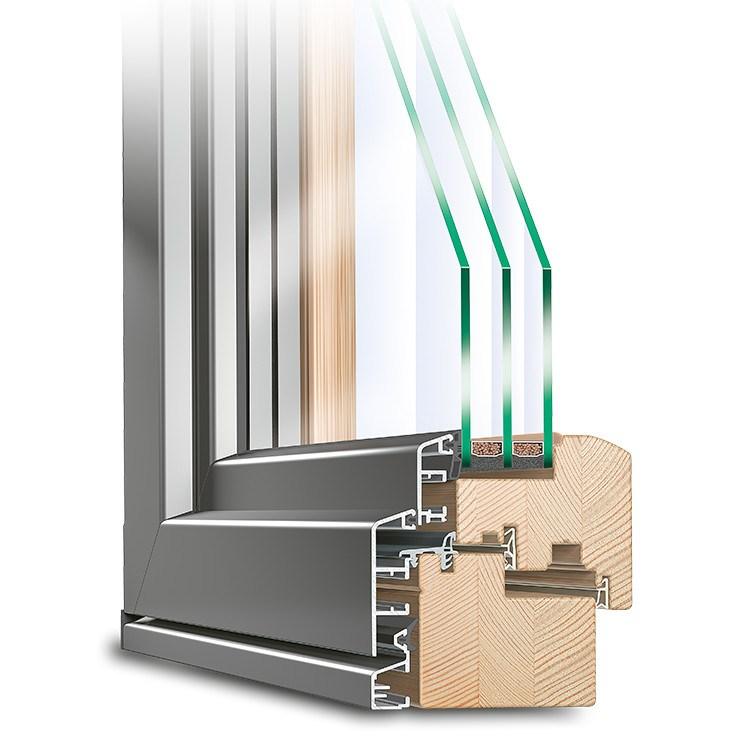 Holz-Alu Fenster Preise berechnen vom Hersteller | neuffer.ch