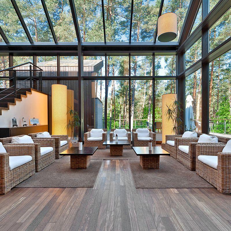 Bevorzugt Wintergarten Aluminium » Preise & Infos direkt anfordern   neuffer.ch HA92